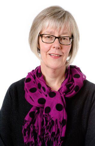 TRENGER KUNNSKAP: Statssekretær Anne Grethe Erlandsen mener man ikke har nok kunnskap om nettrelaterte overgrep.