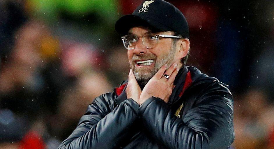FORTVILTE: Liverpool-manager Jürgen Klopp.