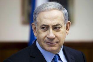 KRITISK: Israels statsminister Benjamin Netanyahu.