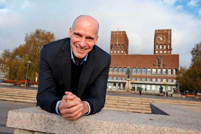 BRENNER FOR OSLO: Geir Lippestad sier han vil jobbe for å gjøre Oslo til en raus og inkluderende by. Resten av arbeidslivet vil 51-åringen vie til politikk.