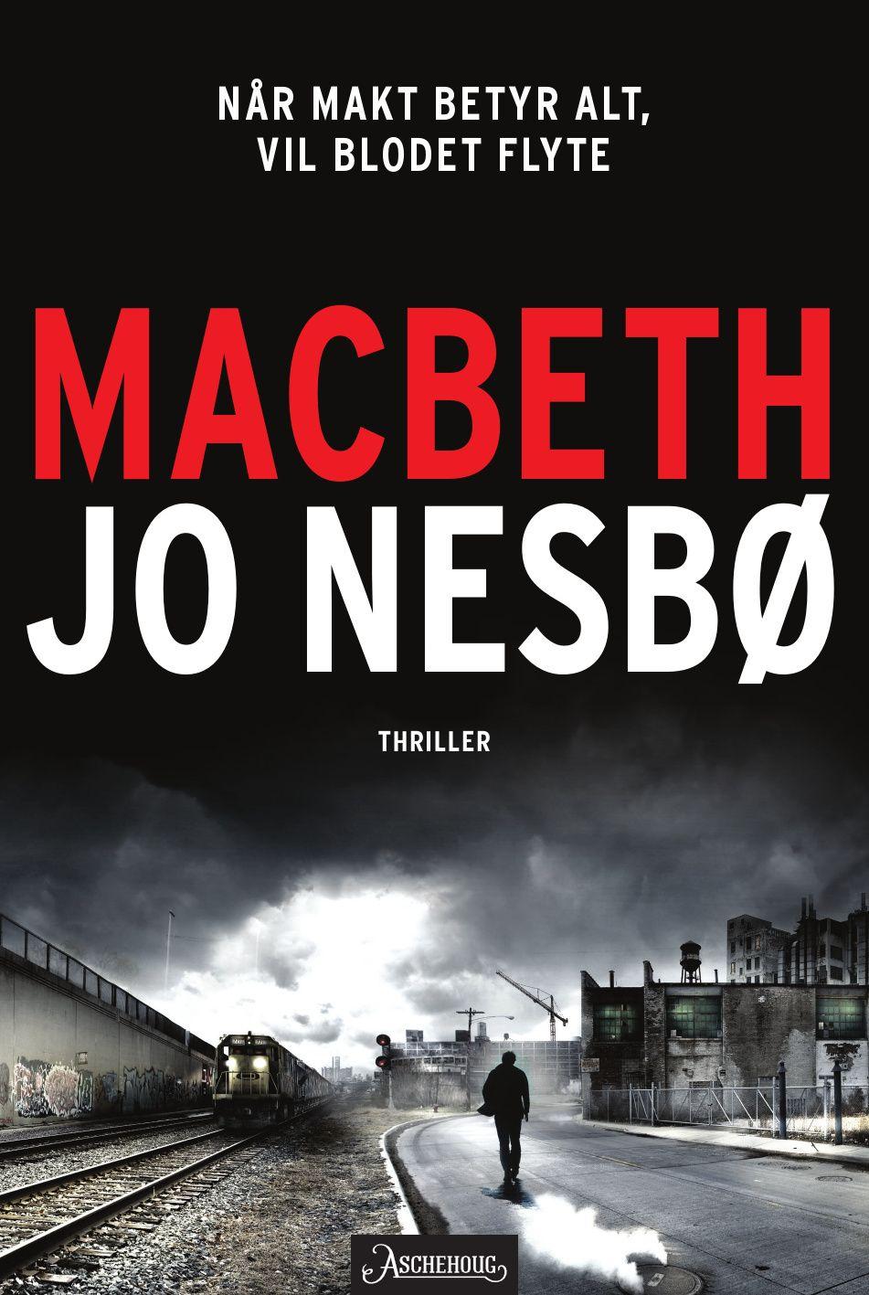 KOMMER I MARS: Jo Nesbøs versjon av Macbeth kommer i mars.