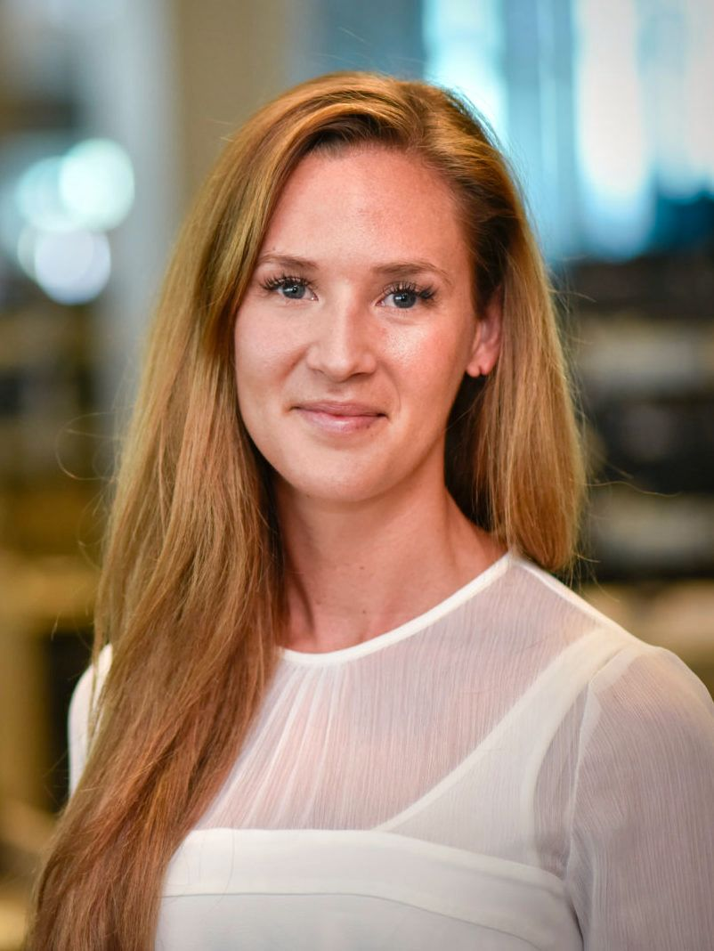 Økonom Jeanette Strøm Fjære i DNB.