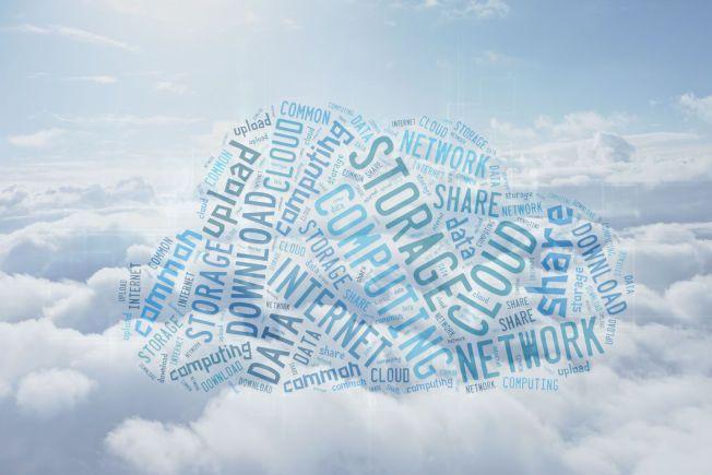 GOD PLASS: Skytjenester er lagring på store nettilkoblede servere som befinner seg ulike steder i verden.