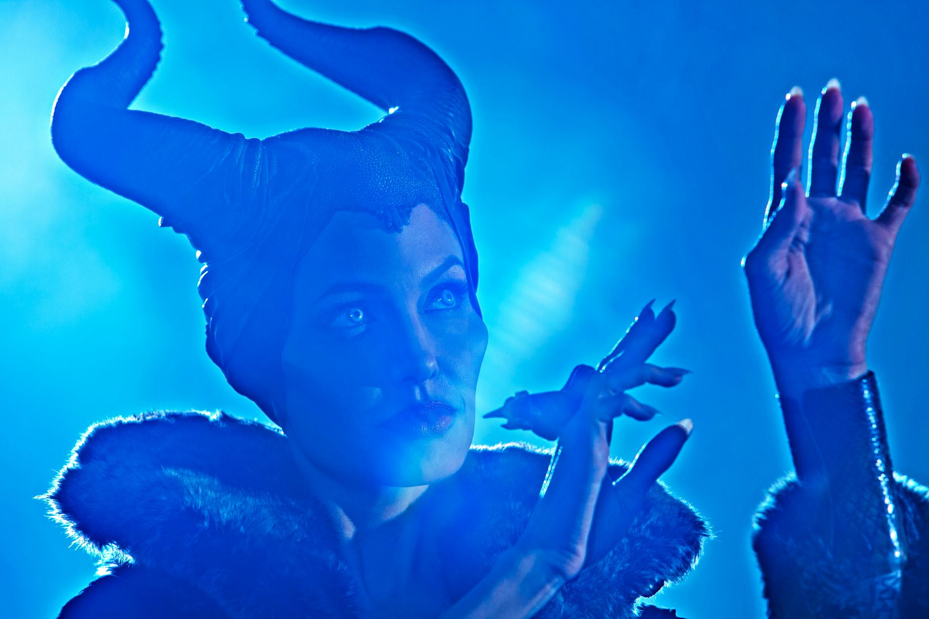 KOMMER TILBAKE: «Maleficent» med Angelina Jolie får sin oppfølger.