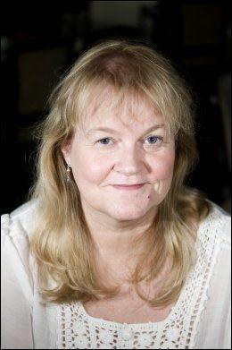 FRYKTER FREMTIDEN: Ann Kristin Fiskerud har ledet gosupmodel.no, jobbet med prosjekter i Mental Helse og jobber i dag med barnevakten.no. FOTO: ROBERT S. EIK
