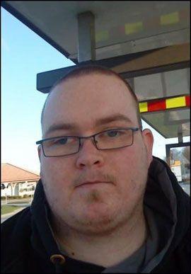 MOBBET ANDRE: Bjarte Hansen (21) fra Stavanger. Foto: Privat