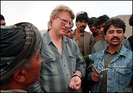 SKEPTISK: Senorforsker Arne Strand ved Chr. Michelsens Institutt (CMI) tar et oppgjør med gamle myter om Taliban. Foto: Scanpix