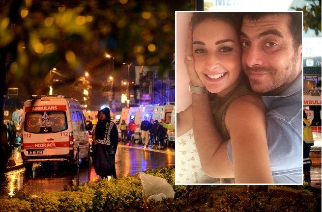 39 DREPT: Minst 39 mennesker mistet livet under angrepet på nattklubben i Istanbul nyttårsaften.