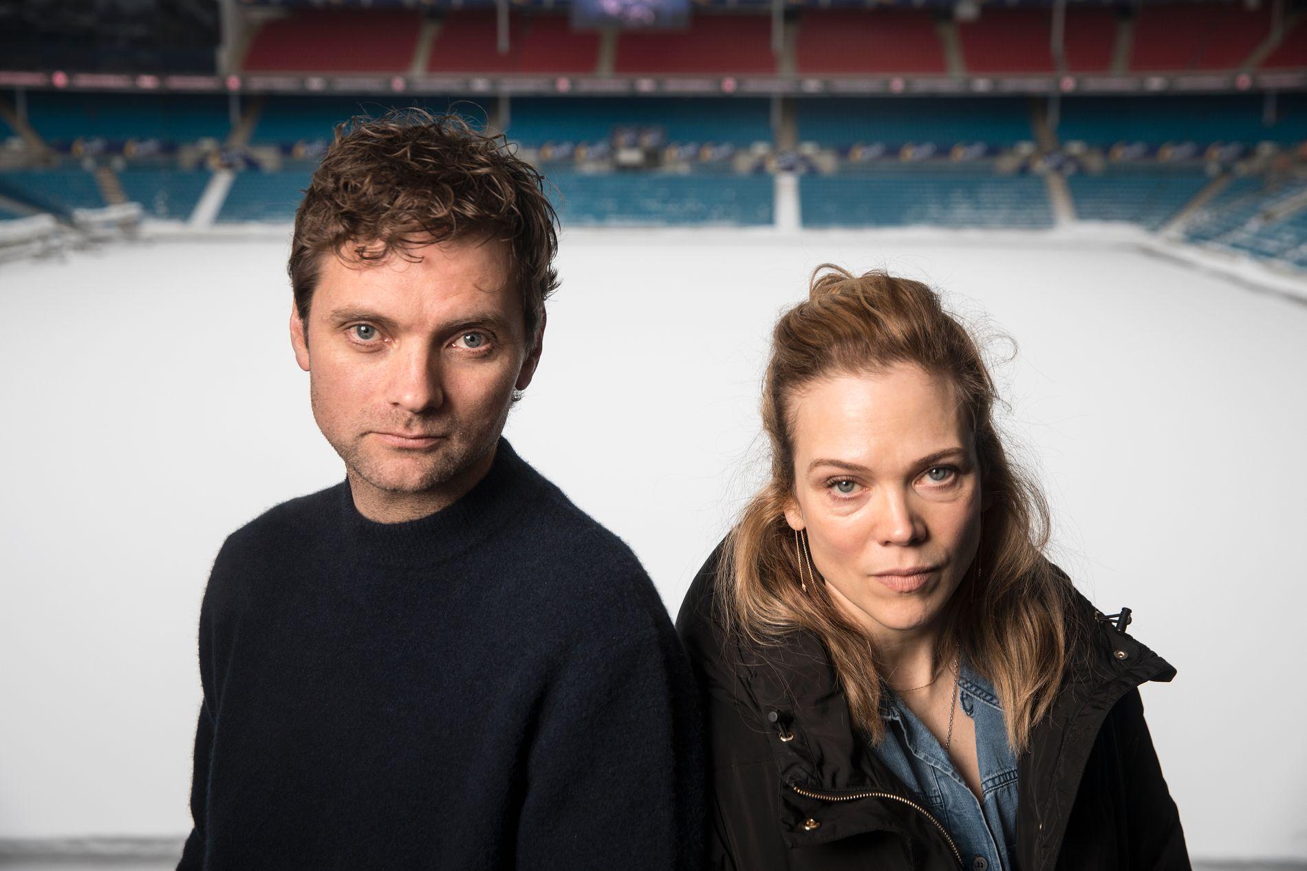 NÅDDE IKKE OPP: Morten Svartveit og Ane Dahl Torp må se langt etter Gullruten-priser i år.