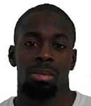 DØD: Amédy Coulibaly ble skutt og drept etter gisseltakningen i koscherbutikken i Paris.