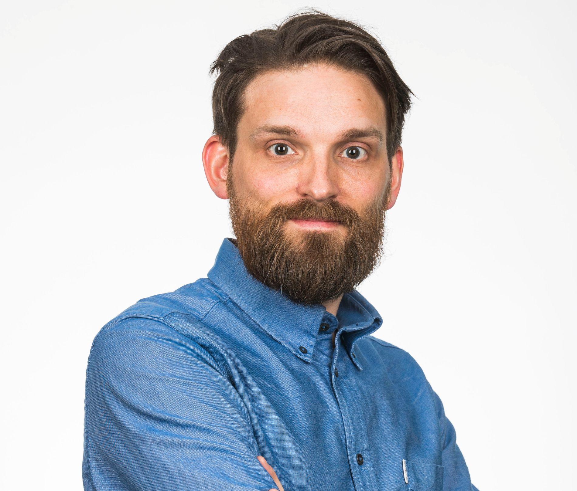 VG-ANMELDER: Tor Martin Bøe.