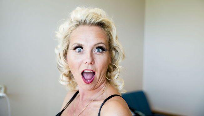 REKORD I 2014: Linn Skåber, her i forbindelse med filmen «Wendy effekten» hvor hun hadde hovedrollen som luksusprostituert, hadde sitt beste inntektsår i fjor. Foto: ROBERT S. EIK