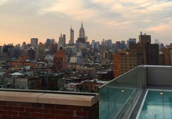 New York-ferie? De beste rooftop-barene