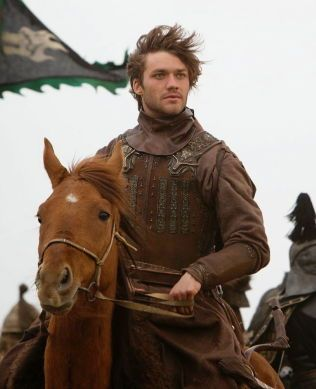 Lorenzo Richelmy har tittelrollen i «Marco Polo»