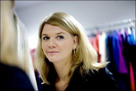 GIR SEG ETTER SYV ÅR: Anne Lindmo har fått ny programlederjobb i Nrk 2 og legger Store studio på hylla. Foto: VG