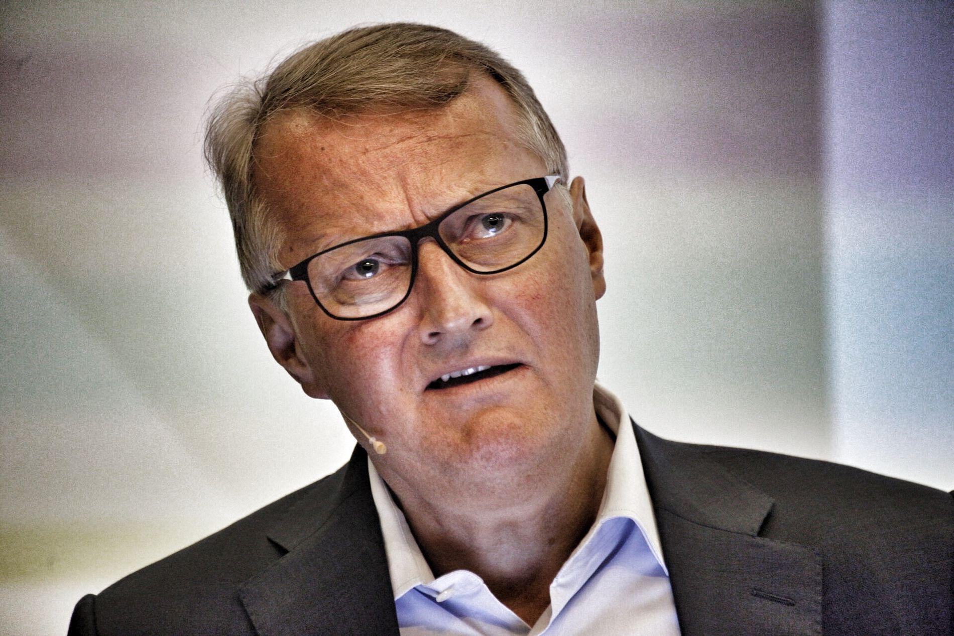 61aa166c VISSTE IKKE: DNB-sjef Rune Bjerke har hele tiden sagt at han ikke har visst  til de kritiske forholdene knyttet til skatteparadisene som deres kontor i  ...