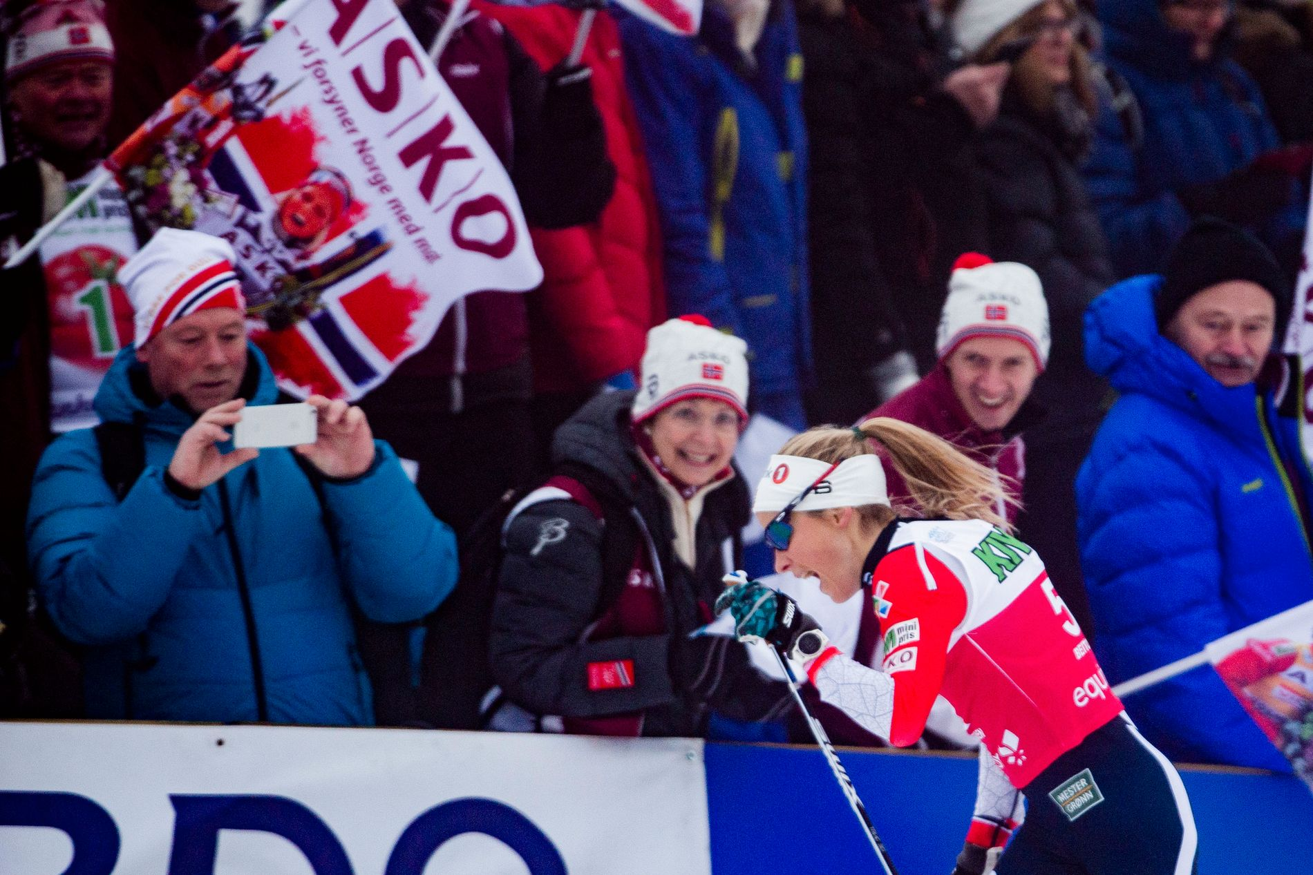 So Johaug Is Still A Star Among The Norwegian People It Does Not Seem To Be A Fool Or Cheating Halids