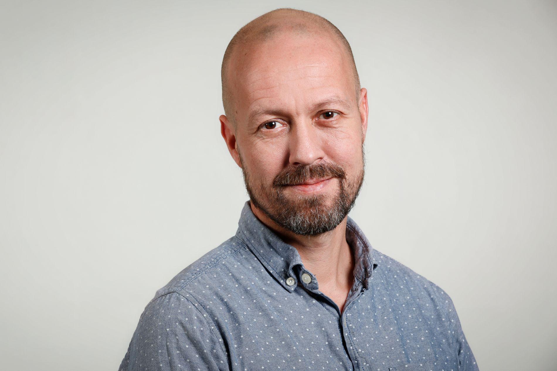 ETIKKREDAKTØR: Per Arne Kalbakk i NRK sier Folkeopplysningens eksperiment kan ha påvirket et reelt valg for noen.