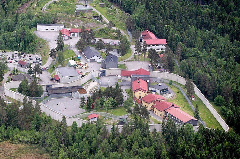 UTLENDINGSFENGSEL: Kongsvinger fengsel er et Norges eneste utlendingsfengsel. Tilbudet skal være tilpasset målgruppen og av samme kvalitet som ved øvrige norske fengsler, står det på fengselets hjemmesider.