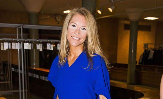 PROFILERT: Julie Brodtkorb ble statssekretær ved Statsministerens kontor (SMK) i oktober 2013. Her avbildet i forbindelse med NHOs årskonferanse i Oslo i januar.