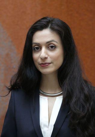 KRITISK: Hadia Tajik (Ap)