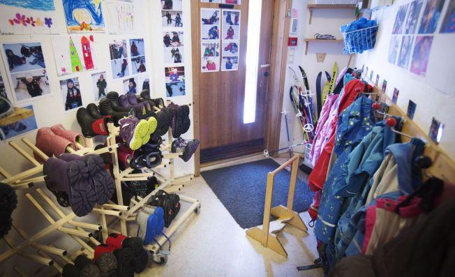 RAPPORT: 600 barnehager er med i undersøkelsen. Illustrasjonsfoto.