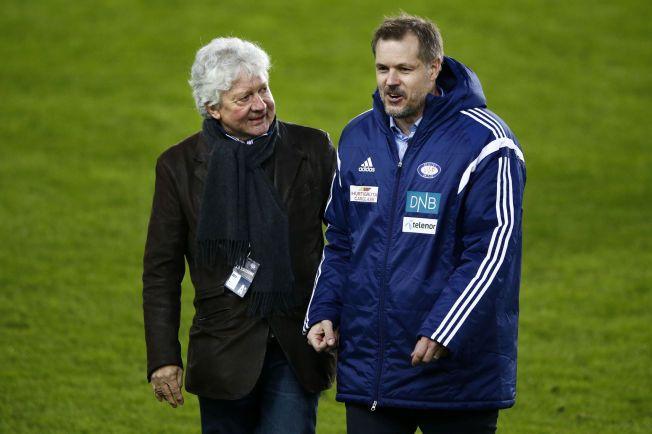 GÅR AV: Styreleder i Vålerenga Fotball går av etter at klubbens økonomisk kritiske situasjon har blitt ytterligere forverret, etter at de tapte opsjonssaken mot Stabæk.