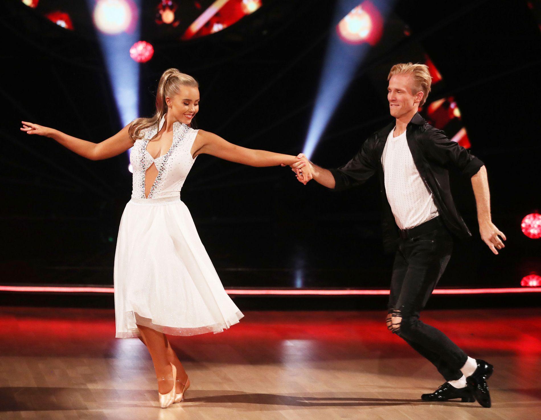 Trostin Samarten: Martin Lunda and his girlfriend Fredrik Brunberg.