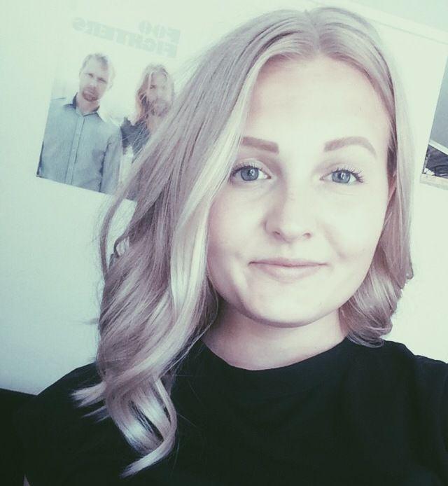 PÅ BOLIGJAKT: Sofie Hjorthol.