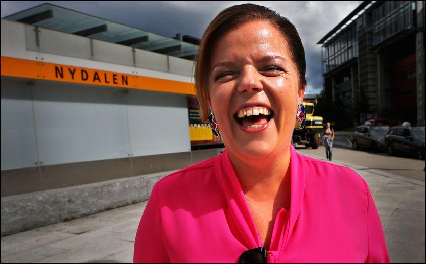 SLUTTER: Else Kåss Furuseth tror ikke «Torsdag kveld fra Nydalen»-gjengen lider noen nød av at hun gir seg. Foto: NILS BJÅLAND