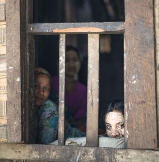 ET LIV PÅ VENT: Dette bildet er fra en av flyktningleirene hvor rohingya-flyktninger er samlet. Foto: Partners Norge.