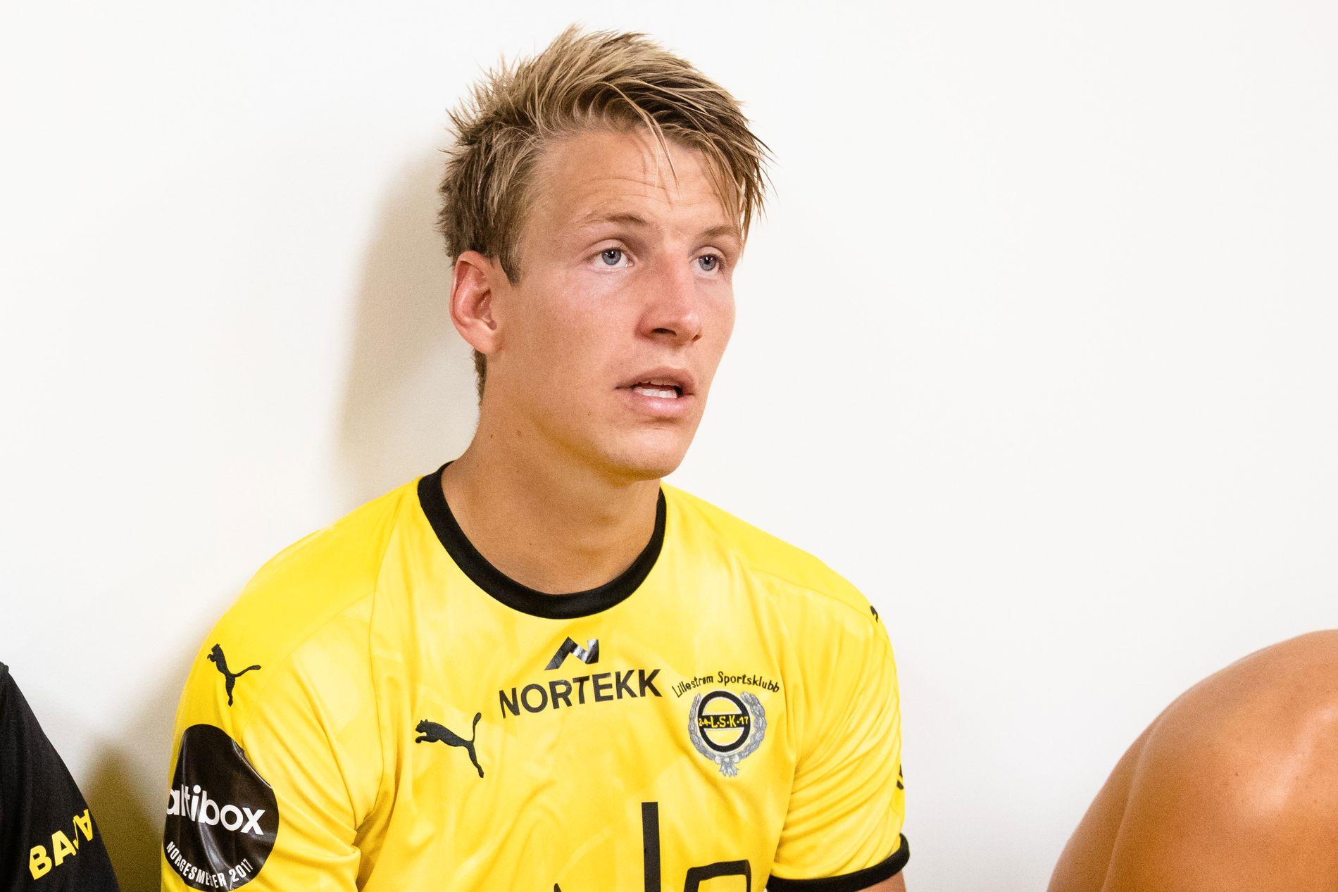 ANKER: Lillestrøm anker Thomas Lehne Olsens dom på én kamps karantene etter utbruddet i pausen mot Vålerenga. Her fotografert etter kampen.
