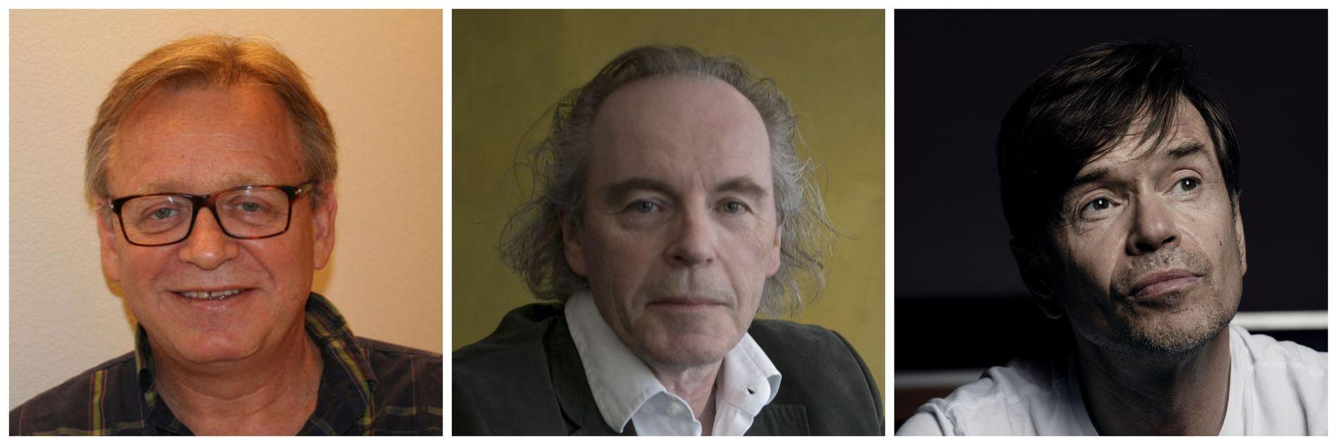 TVEDT-DEBATTEN: –  Kjetil Rolness (t.h.) har investert tungt i å promotere Tvedts bok siden den kom ut, at han har grunn til å gjøre det igjen, skriver Jostein Gripsrud.