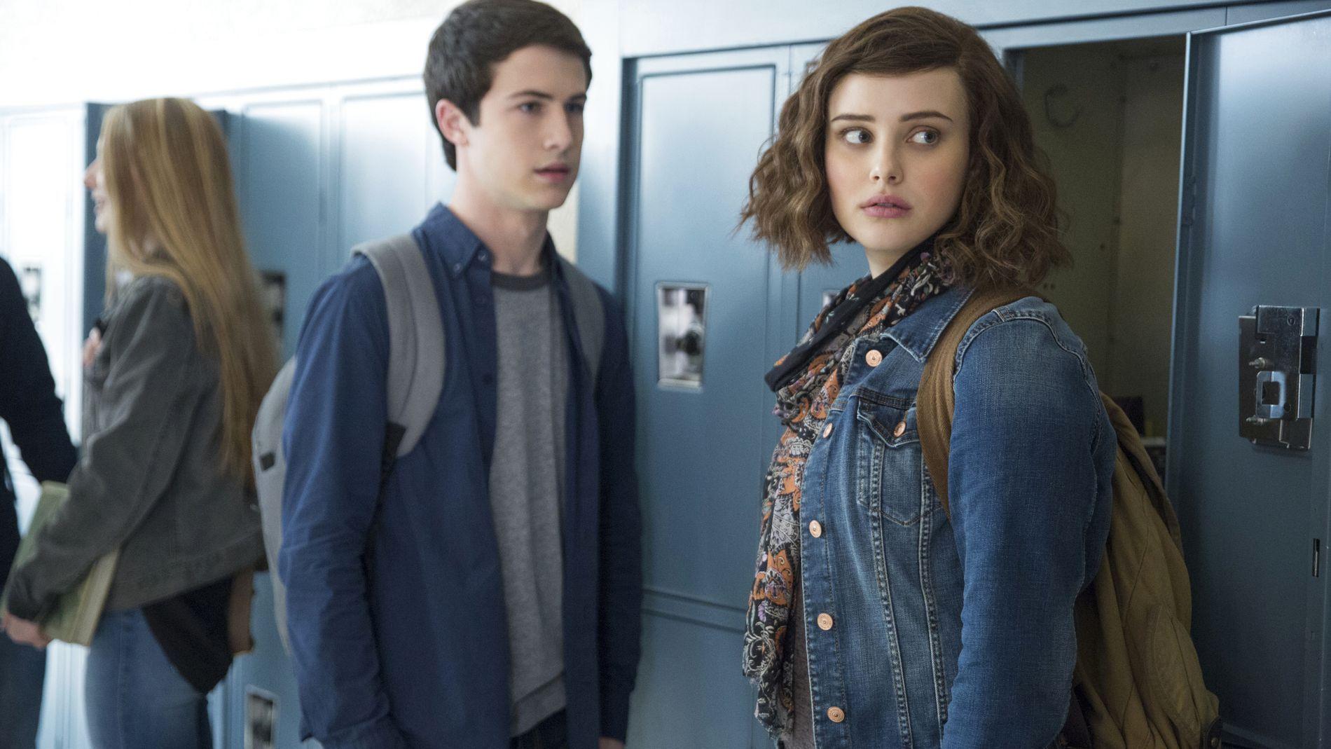 FÅR KRITIKK: Netflix-serien «13 reasons why» tar utgangspunkt i en ung jentes selvmord. Kritikere mener serien gjør mer skade enn nytte.