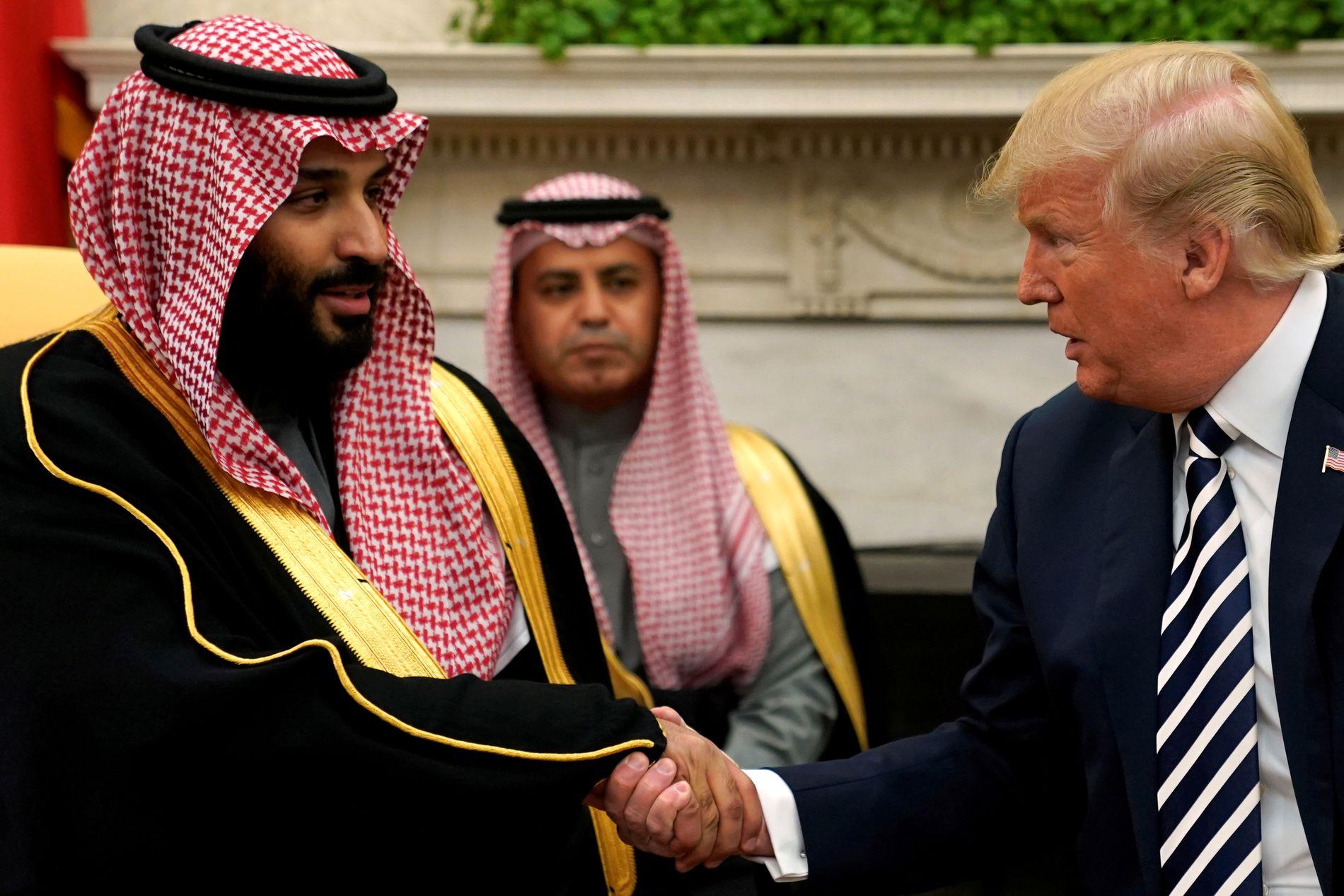 REFORMATOR? – Etter at kronprins Mohammed bin Salman kom til makten har det blitt mer forfølgelser og arrestasjoner, skriver kronikkforfatteren.