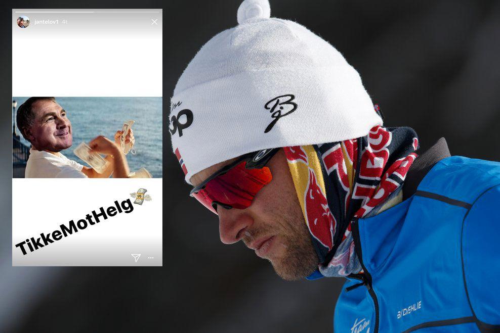 FÅR GJENNOMGÅ: I går startet tredje innsynsrunde hos Norges idrettsforbund. I dag kom Petter Northug med følgende melding på Instagram (innfelt).