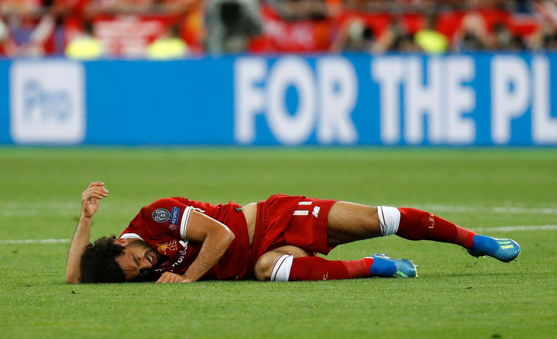 SJOKKET: – Vi som er egyptere fra alle religioner, ber for at Mohamed Salah raskt skal komme seg etter skaden og blir klar til VM, skriver kronikkforfatteren.
