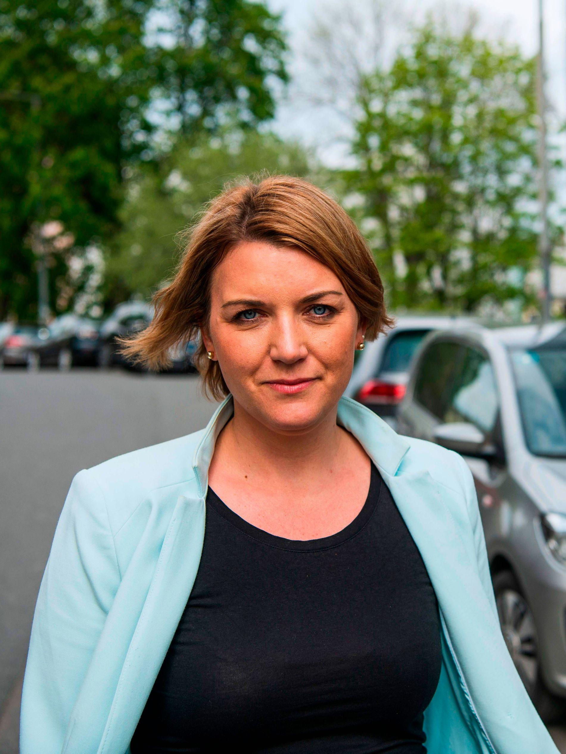 GENERALSEKRETÆR: Christina Bu i Elbilforeningen.