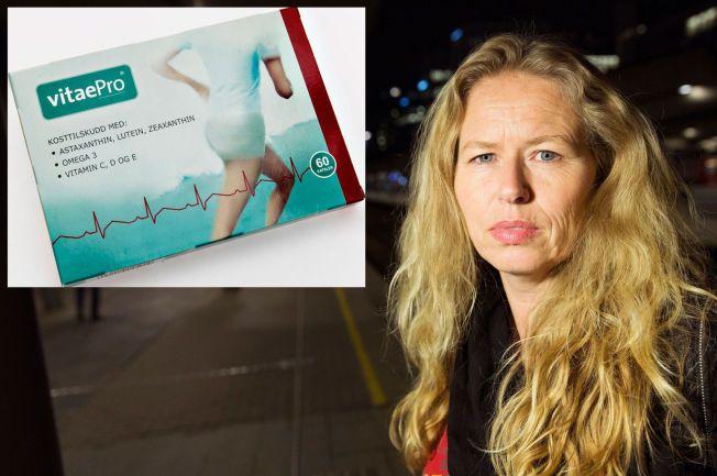 OMSTRIDT: Generalsekretær Tone Granaas i Norsk Revmatikerforbund har lenge hatt et samarbeid med Vitaepro, og anbefaler kosttilskuddet til sine medlemmer.