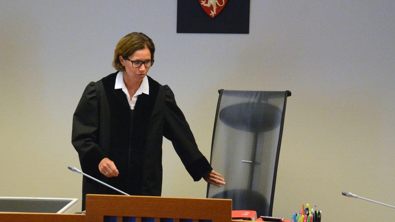 DOMMER:  Hilde Sakariassen er dommer i saken i Lister tingrett.