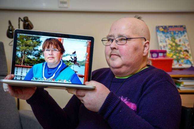 GAMLE BILDER: Tone Ingrid Bones (51) har kreft med spredning. Hun nektes livsforlengende medisin fordi den er for dyr. Slik så Tone Ingrid Bones ut sommeren 2013. FOTO: GEIR OTTO JOHANSEN/VG