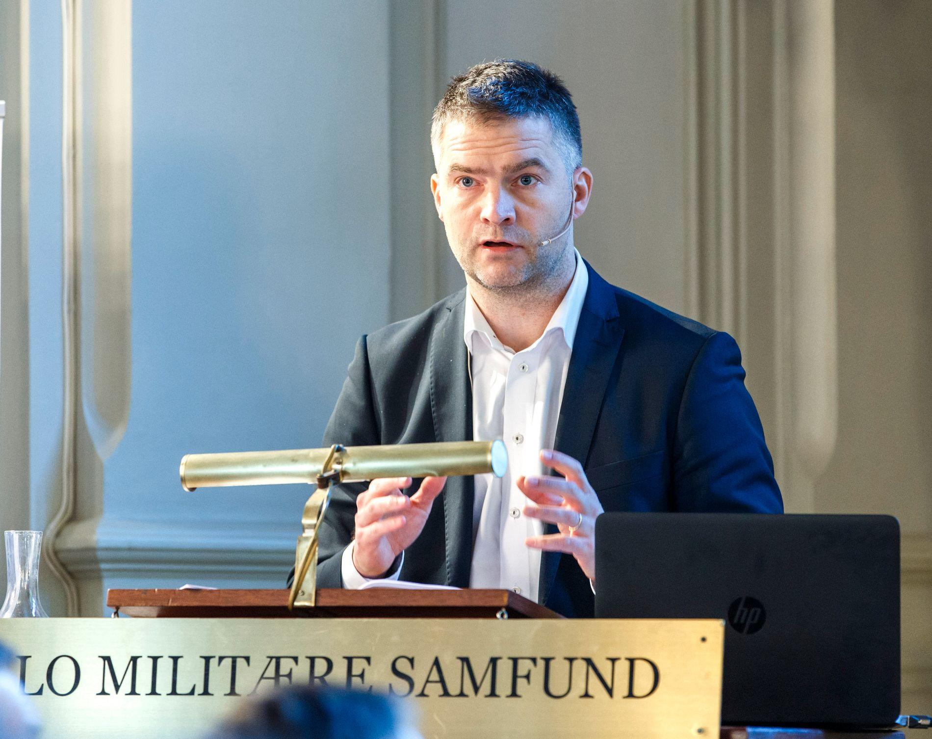 FORSKER: Petter Nesser har forsket på fremveksten av islamistiske terrornettverk i Europa.