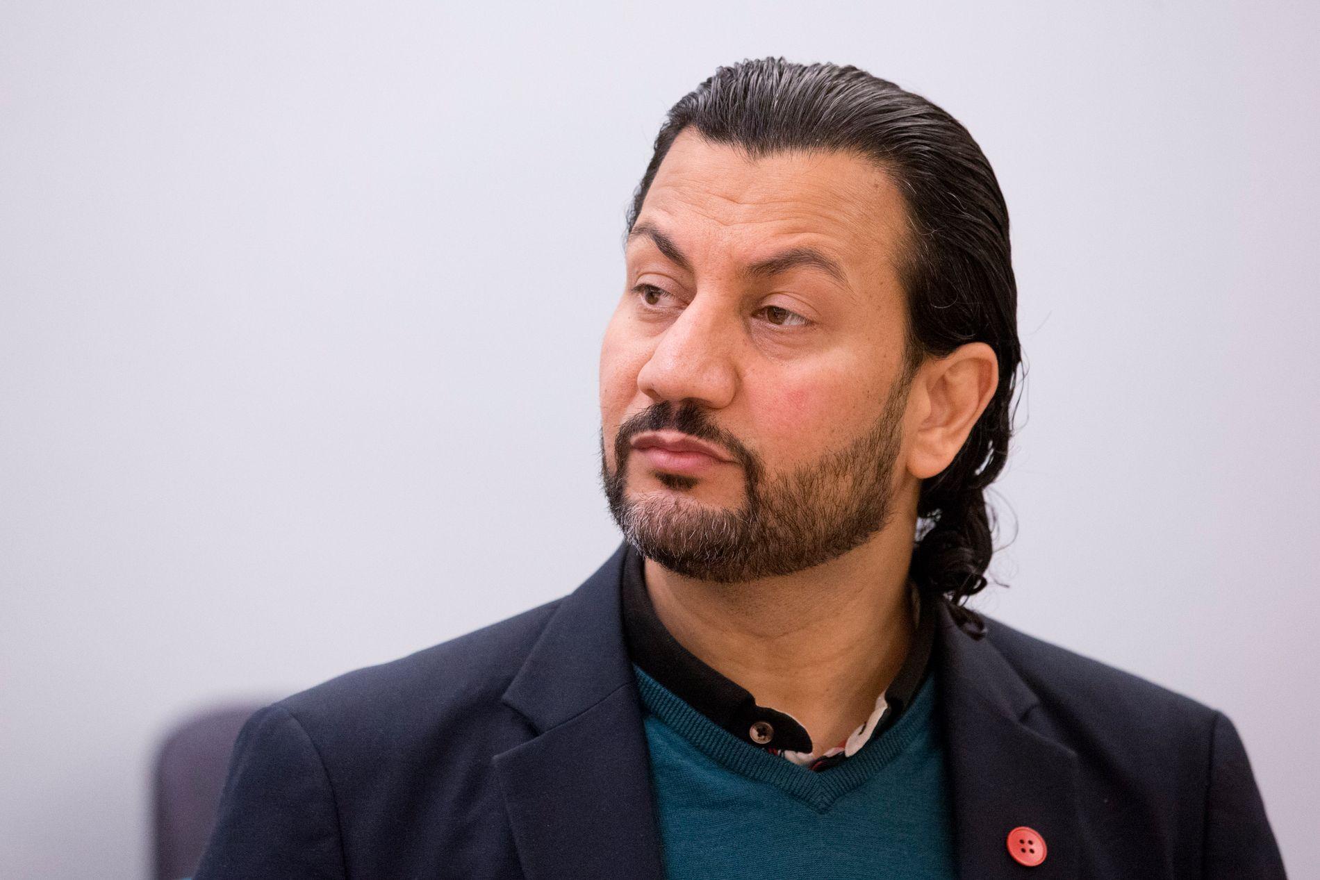 LEDER: Mehtab Afsar i Islamsk Råd Norge.