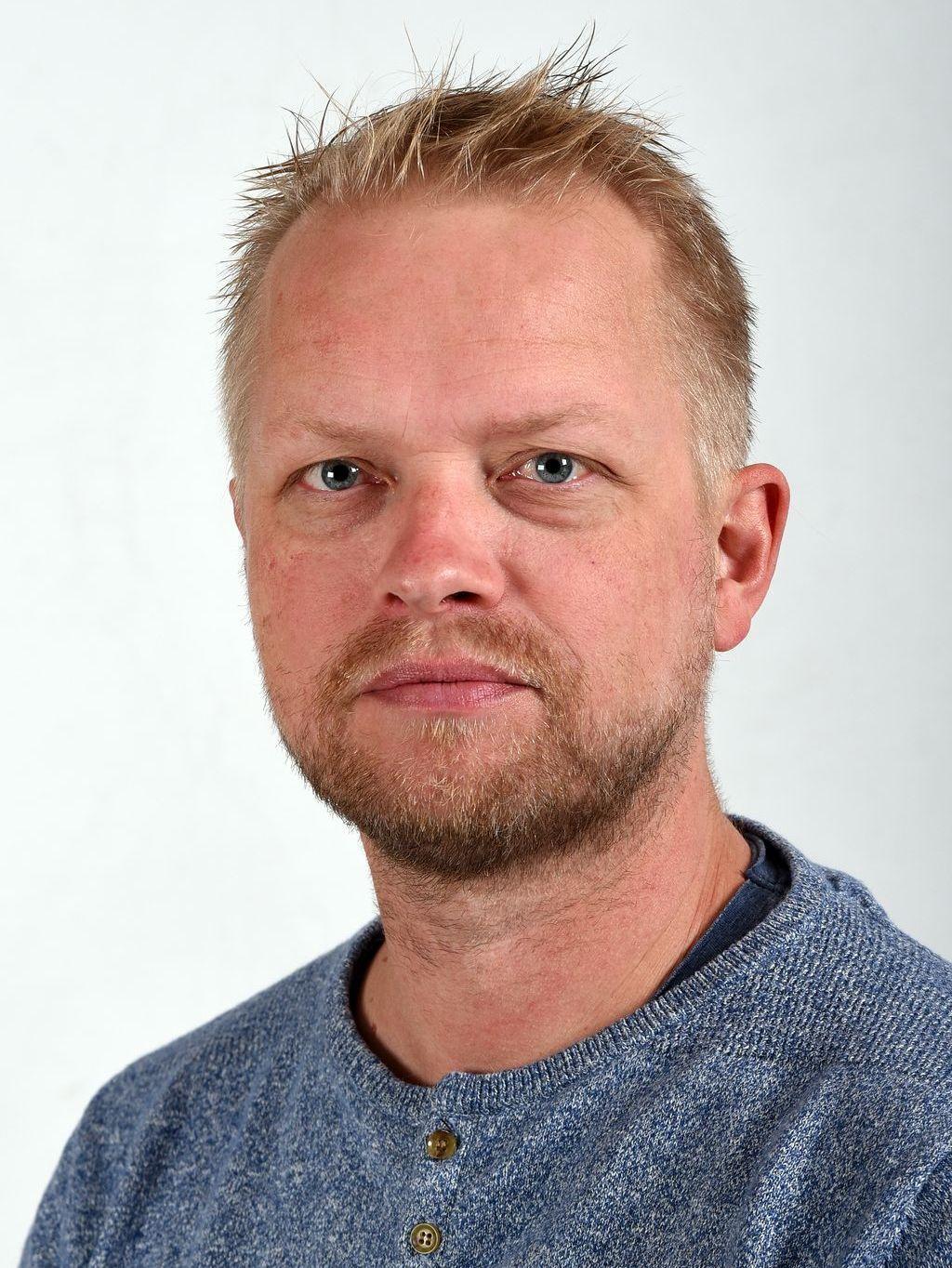 TIDLIGERE NTF-TOPP: Bjørn Anders Jonassen, tidligere forbundssekretær i NTF, nå sekretær i Fellesforbundet.