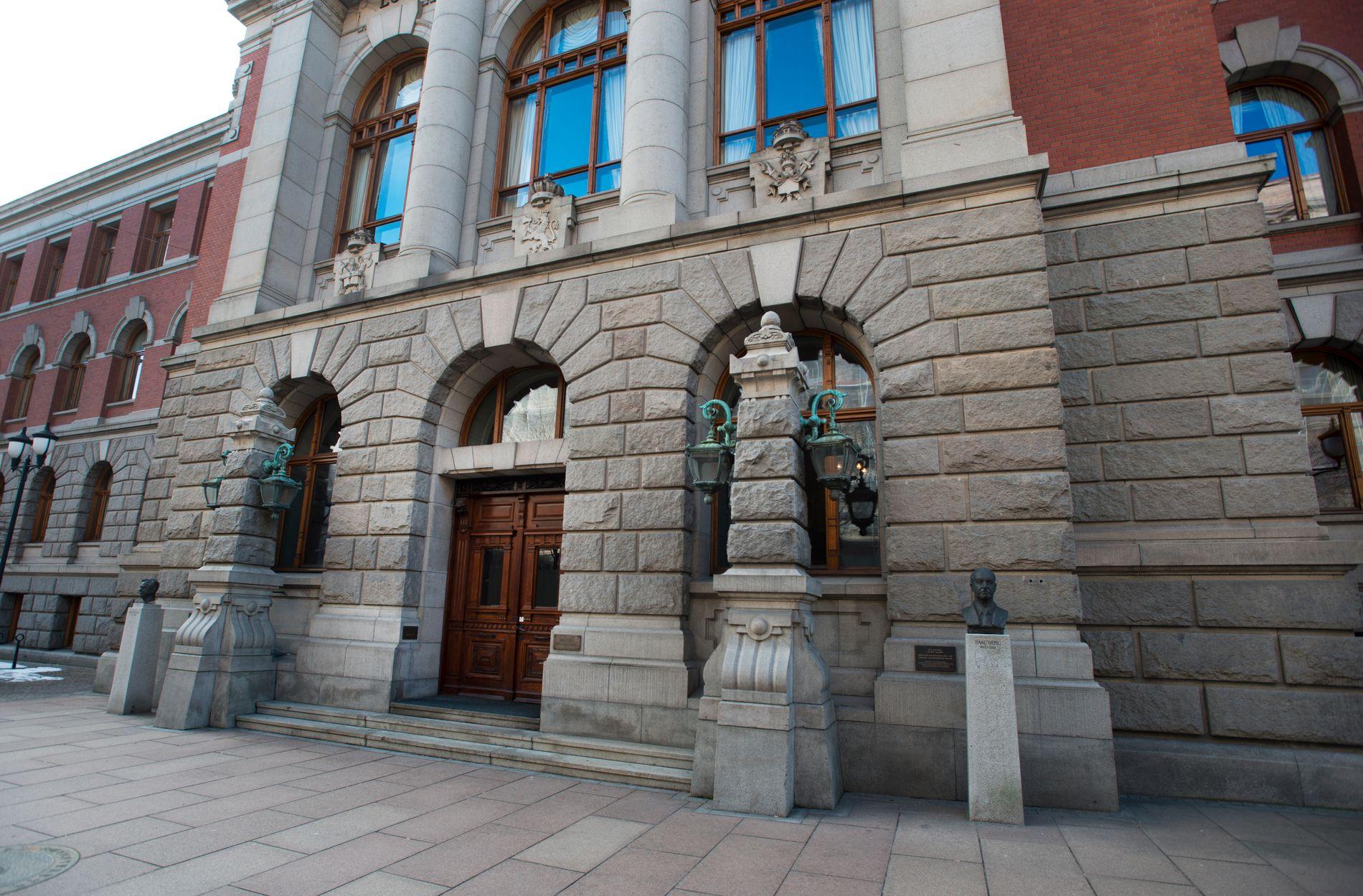 GREP INN: Høyesterett har besluttet at drapsdommen mot en 31 år gammel far skal oppheves. Dermed havner saken i lagmannsretten igjen.