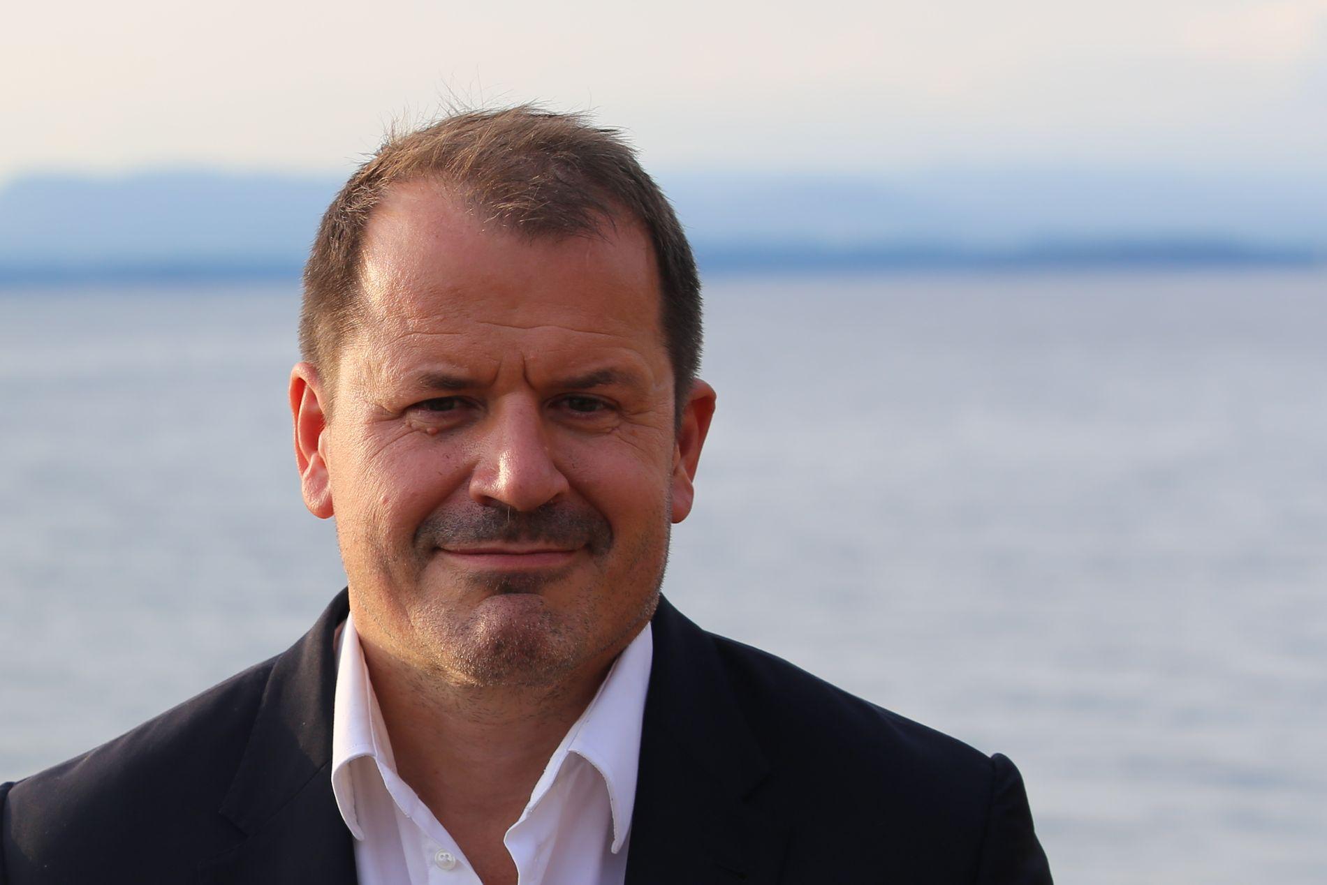 Eirik Vinje.