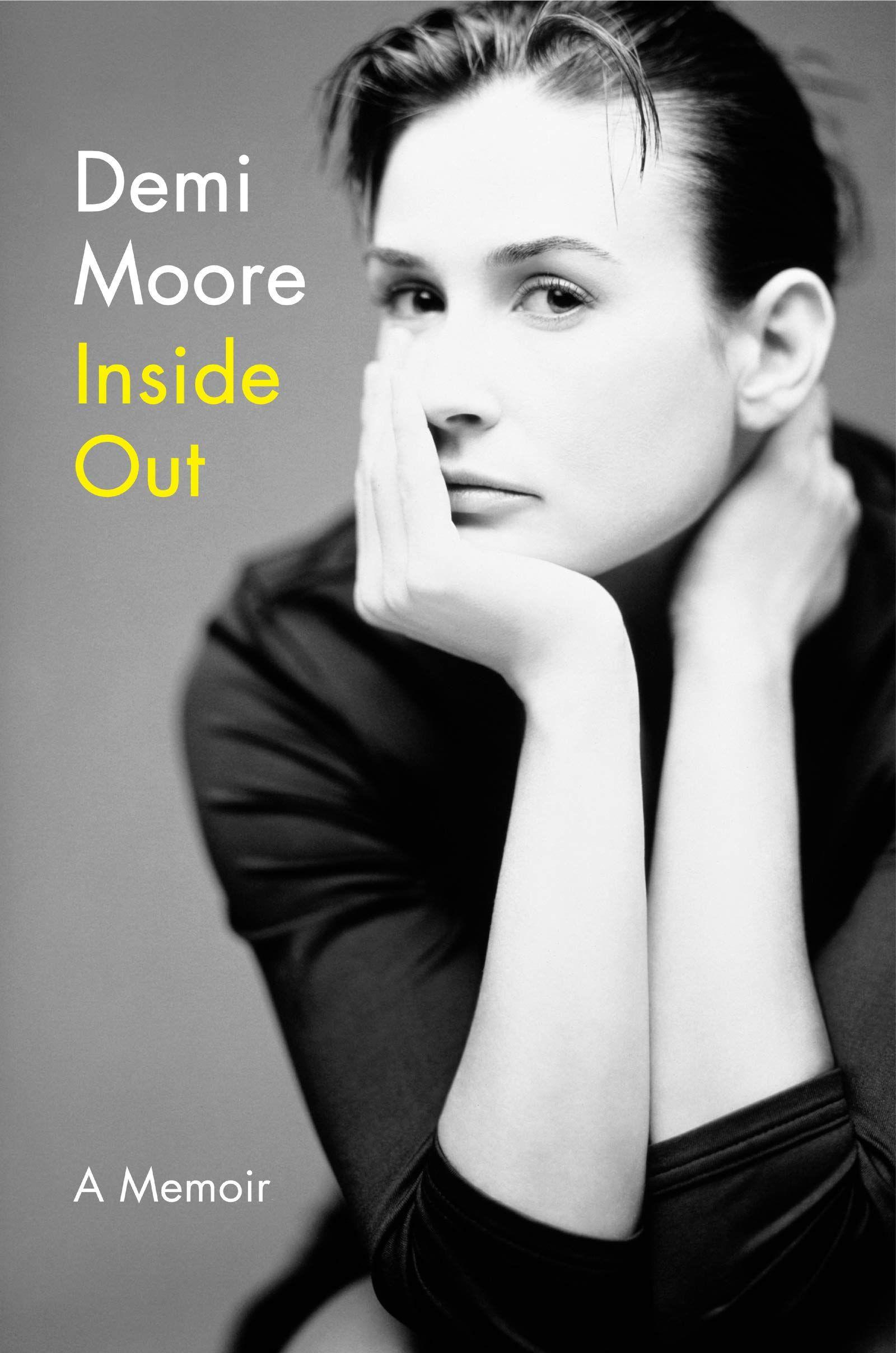 BOKSTORM: Demi Moore har skapt store overskrifter and Hollywood den siste uken etter at det har lekket ut historier fra boken hennes.