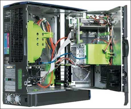 b09630de Mye har blitt skrevet på forhånd om systemkravene til Windows Vista, men du  trenger ikke en ny topp-pc for å kjøre Vista med god ytelse. Foto: PC World