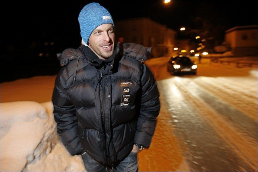 TOPPLØPER: Anders Aukland var med på stafettlaget som tok OL-gull i Salt Lake City i 2002. Nå føler han seg uthengt i en svensk dopingdokumentar som vises i Sverige i morgen. Foto: MATTIS SANDBLAD