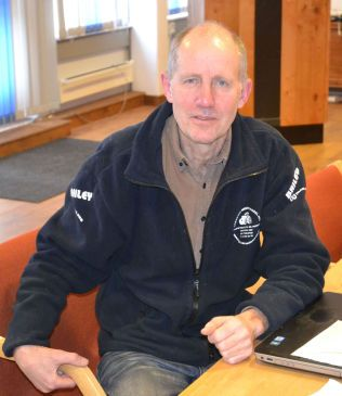 OPPGITT: Roy Idar Sandberg var ordfører fra Sp tre ganger på nittitallet.